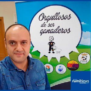 Francisco Crespo, Veterinario Área de Servicios al Ganadero del Consorcio de Promoción del Ovino